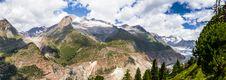 Free Mountainous Landforms, Mountain, Mountain Range, Mount Scenery Royalty Free Stock Photography - 100708727