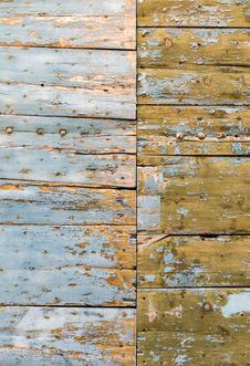 Free Wood, Wall, Wood Stain, Texture Stock Photography - 100709112