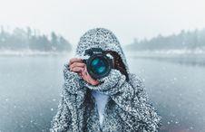Free Winter, Snow, Freezing, Water Stock Photo - 100715510