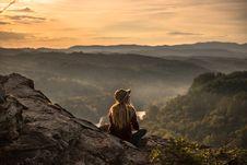 Free Mountainous Landforms, Sky, Mountain, Wilderness Royalty Free Stock Images - 100718459