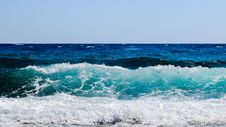 Free Sea, Wave, Ocean, Wind Wave Stock Images - 100724234
