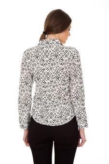 Free Clothing, White, Sleeve, Blouse Royalty Free Stock Image - 100726436