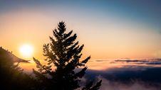 Free Sunrise From Mount Tam Stock Image - 100759121