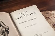 Free Tales From Shakespeare Royalty Free Stock Image - 100759446