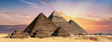 Free Historic Site, Pyramid, Sky, Landmark Stock Photos - 100772793