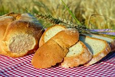 Free Bread, Baked Goods, Rye Bread, Food Stock Photography - 100784182