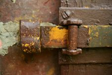 Free Rust, Metal, Material Royalty Free Stock Images - 100784559