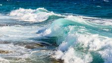 Free Wave, Sea, Wind Wave, Ocean Royalty Free Stock Photography - 100792397