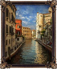 Free Waterway, Water, Canal, Gondola Stock Photo - 100792520