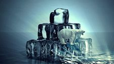 Free Water, Ice, Still Life Photography, Melting Stock Photo - 100792570