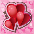Free Valentine Love Background Stock Photography - 10080672