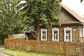 Free Old Wooden House Stock Photography - 10087292