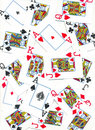 Free Playing Cards Royalty Free Stock Images - 10087849