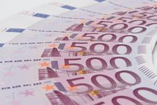 Free The Some Euro Banknotes Royalty Free Stock Images - 10080929