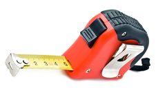 Free Tape Measure Royalty Free Stock Image - 10081026