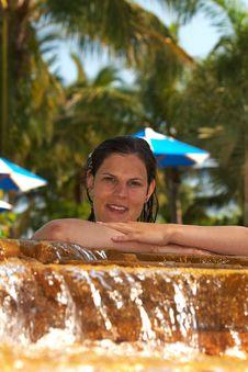 Free Pool Party Royalty Free Stock Photos - 10081148