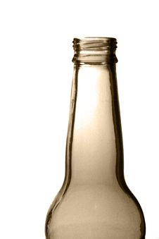 Free Brown Beer Bottle Royalty Free Stock Photo - 10081785
