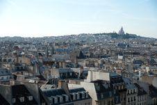 Free Paris Cityscape Stock Photo - 10082150