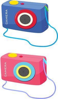 Free Cameras Stock Image - 10083071