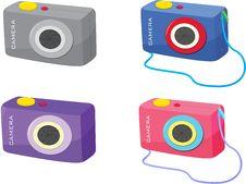 Free Cameras Stock Image - 10083081
