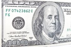 Free Dollars Banknote Stock Photos - 10083743
