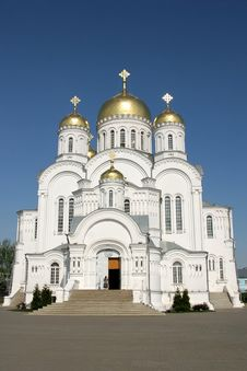 Free Transfiguration Cathedral Royalty Free Stock Photography - 10084517
