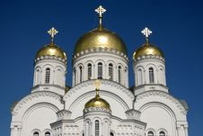 Transfiguration Cathedral Stock Photos