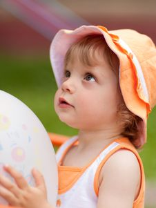 Free Little Girl Royalty Free Stock Image - 10084856