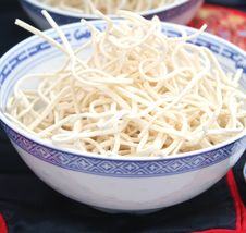 Free Asian Noodles Stock Photo - 10086260