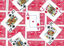 Free Playing Cards Stock Images - 10088004