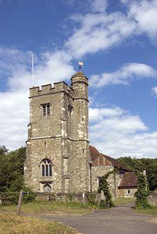 Free Parish Church Of St Martin Ryarsh Royalty Free Stock Images - 10088079