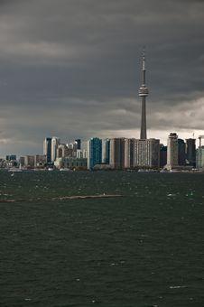 Free Toronto Rainstorm 10 Royalty Free Stock Image - 10089386