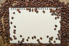 Free Notebook, Core, Coffee, Photo, Food Stock Photography - 100832632