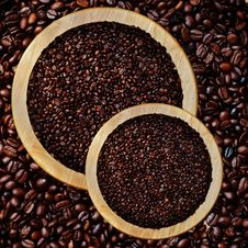 Free Superfood, Jamaican Blue Mountain Coffee, Caffeine, Spice Royalty Free Stock Images - 100834139
