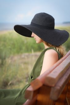Free Sun Hat, Headgear, Hat, Vacation Royalty Free Stock Images - 100835999