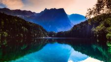 Free Reflection, Nature, Sky, Mount Scenery Stock Images - 100840404