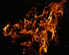 Free Flame, Fire, Heat, Bonfire Royalty Free Stock Photo - 100840425