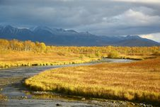 Free Wilderness, Highland, Tundra, Wetland Royalty Free Stock Image - 100846106