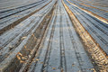 Free The Ploughed Field Stock Photo - 10092320