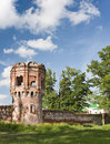 Free Ruined Tower Royalty Free Stock Photography - 10097197