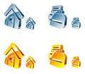 Free Vector Web Icons Royalty Free Stock Photos - 10098288