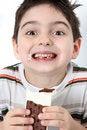 Free Happy Ice Cream Boy Royalty Free Stock Photos - 10098758
