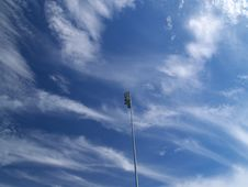 Free Summer Sky Royalty Free Stock Photo - 10092215