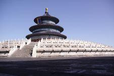Free Temple Of Heaven Stock Photo - 10092360