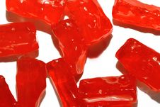 Free Red Hard Candy Royalty Free Stock Photos - 10092368