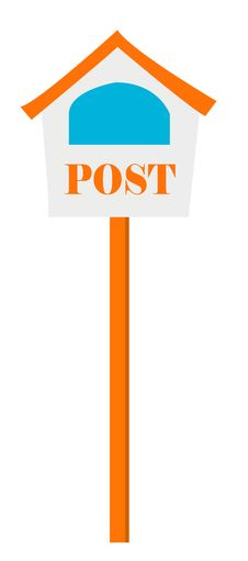 Free Postbox Stock Photography - 10092522