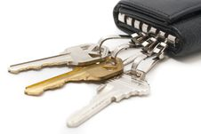Free Keys And Key Chain Royalty Free Stock Images - 10093029