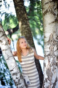 Free Young Woman Royalty Free Stock Photos - 10093318