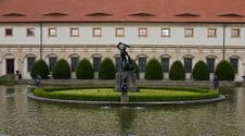 Free Wallenstein Garden Royalty Free Stock Photos - 10096378
