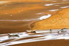 Free Yellow Beach Stock Photo - 10097320